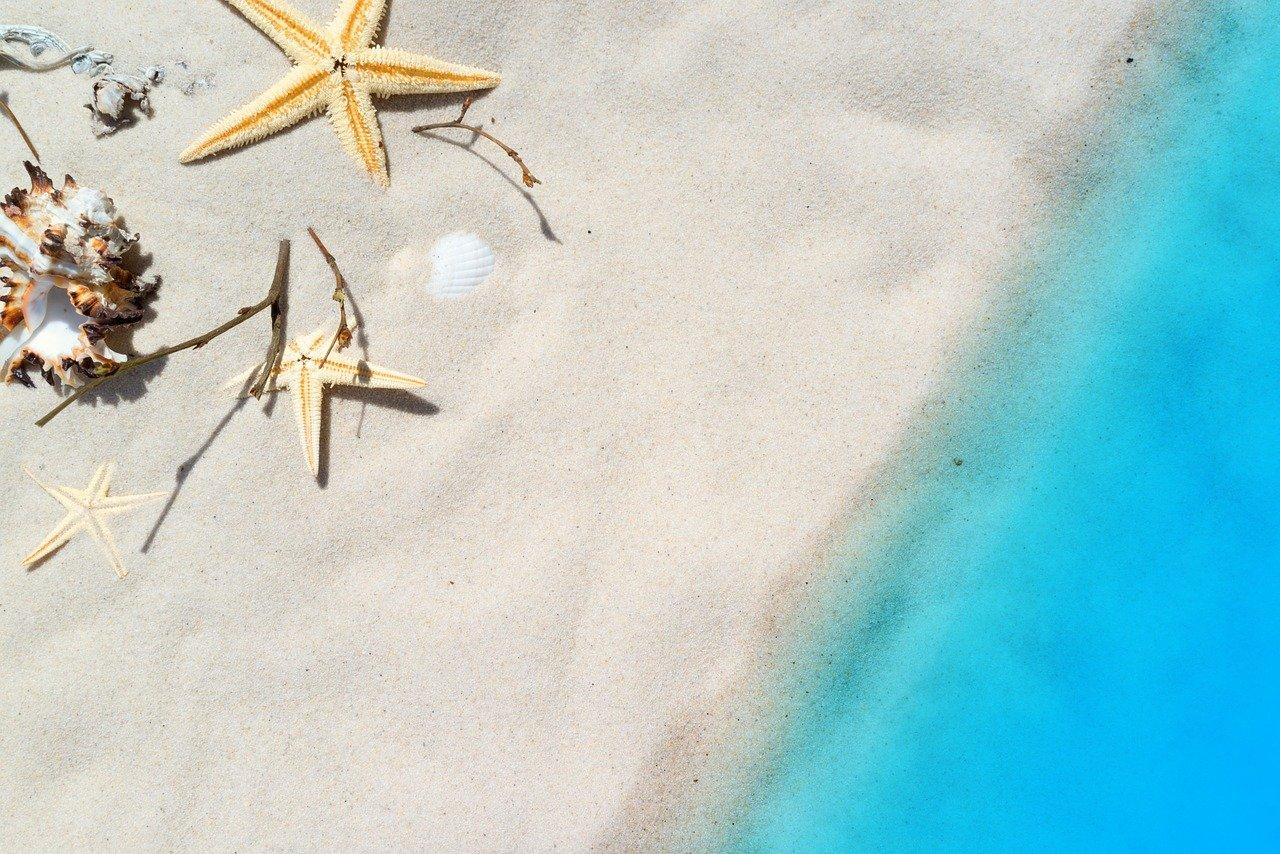 Strand - Bild von Harry Strauß auf Pixabay